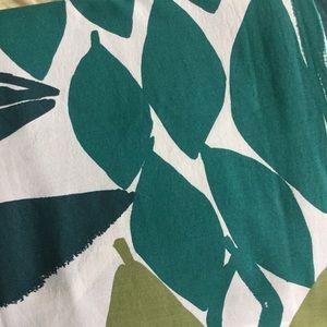 West Elm Bedding - NWOT West Elm Queen Organic Duvet Cover